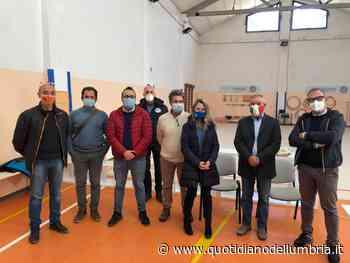 San Giustino: nasce il nuovo Centro Coni Altotevere - www.quotidianodellumbria.it