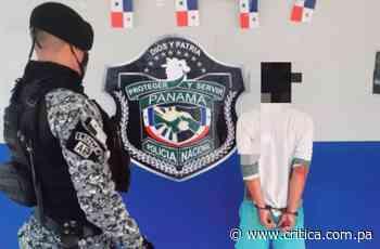 Cayeron por varios delitos en Chilibre y Caimitillo - Crítica Panamá