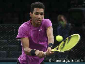 Auger-Aliassime looking for a new coach