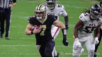 Taysom Hill matches Daunte Culpepper's historic feat in first career start; Sean Payton evaluates performance