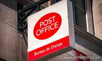 Post offices bosses say 3,000 rural branches face 'armageddon' without extension of annual subsidy
