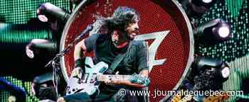 Foo Fighters au FEQ: «La foule était déchaînée»