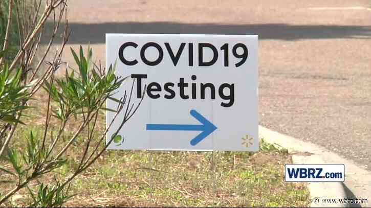Upswing in COVID testing as holidays approach