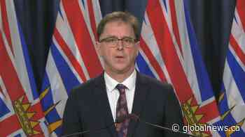 B.C. Health Minister outlines list of public events restricted under new public health orders