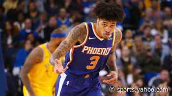 Why Kelly Oubre is best Warriors could get to fill Klay Thompson void