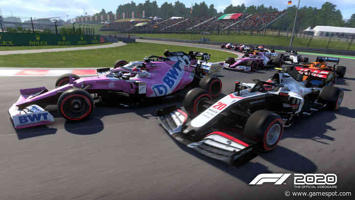 F1 2020 Now Has A Free Trial On PS4 And Xbox One