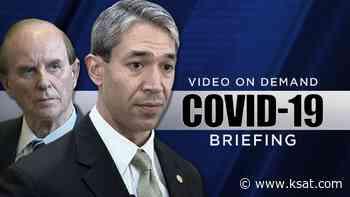 Coronavirus update San Antonio, Nov. 23: Officials report 709 new COVID-19 cases; positivity rate now 10% - KSAT San Antonio