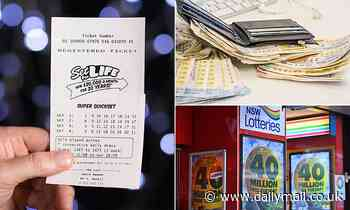 Are you a lucky lotto winner? Hunt for 18 winners across Australia to claim more than $14MILLION