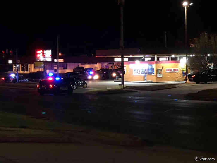 OKCPD investigate officer-involved shooting during armed robbery call