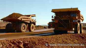 Iron ore exports at record high in October - Ballarat Courier