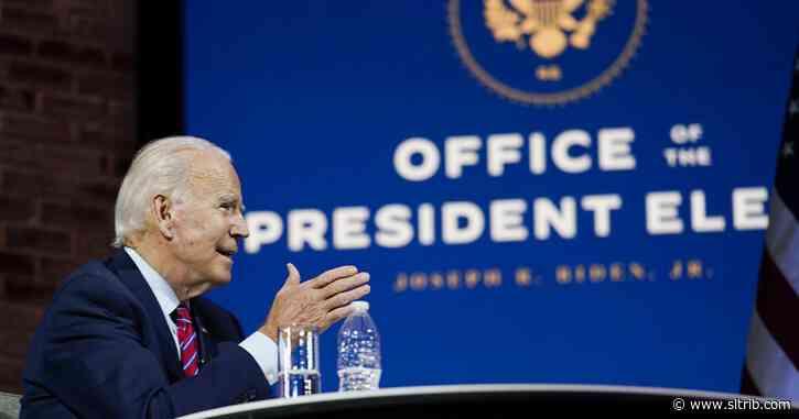 U.S. agency determines Biden won election, lets transition begin