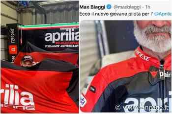 Max Biaggi 'svela' il nuovo pilota 2021 della Aprilia MotoGP - Sport Fanpage