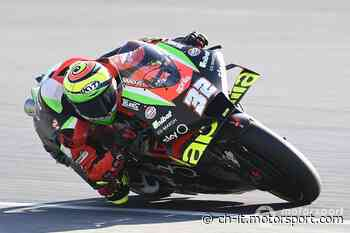 MotoGP: Savadori con Aprilia nell'entry list 2021 provvisoria - Motorsport.com Svizzera