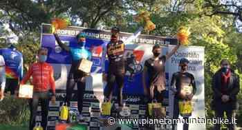 Nicolas Samparisi vince anche la tappa di Aprilia del Lazio Cross - PIANETAMOUNTAINBIKE.IT