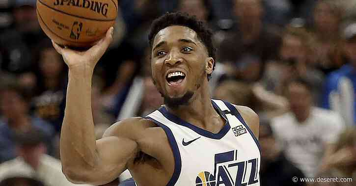Commentary: Donovan Mitchell's player option no cause for concern