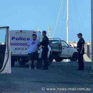Police arrest Maryborough murder suspect at Mackay Harbour - News Mail