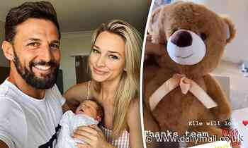 Tim Robards reveals the sweet gift the Neighbours cast sent for his daughter