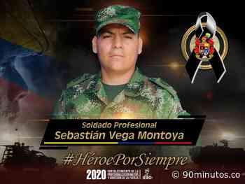 En Jambaló, Cauca, un soldado murió en combates con disidencias de las... - 90 Minutos