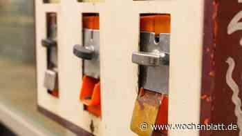 Hinweise erbeten: Unbekannte klauen Kaugummiautomat in Reichertshofen - Wochenblatt.de