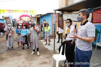Ministro de Cultura participó en aniversario de Cantagallo - DIARIO AHORA