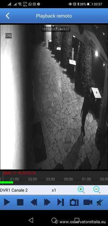 Frascati: sventati due furti nelle aziende vinicole. Tre incappucciati sono entrati nella Tenuta di Pietra Porzia - L'Osservatore d'Italia