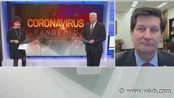 """Heading toward """"red zone"""": Erie Co. Executive Mark Poloncarz takes your questions live on News 4 at 5"""