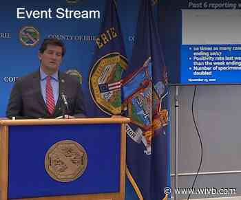 Poloncarz: It's in residents' hands to prevent WNY from going into a red zone