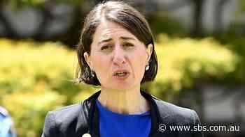 Gladys Berejiklian admits she failed to self-isolate while awaiting coronavirus test results - SBS News