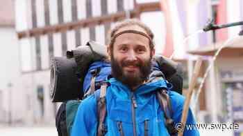 Extremwanderer in Bad Urach: Europa zu Fuß - SWP