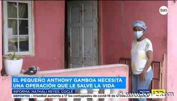 Noticias Madre en Río Hato que lucha para que su bebé de 2 meses siga con vida - TVN Panamá