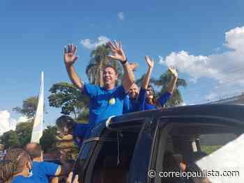 Dany Floresti é eleito prefeito de Pirapora do Bom Jesus - Correio Paulista
