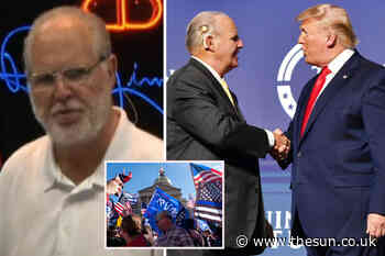 Rush Limbaugh calls for MORE Trump rallies as president continues to fight 'fraudulent' election - The Sun