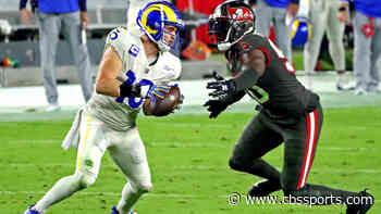 Cooper Kupp, Robert Woods join select group after dominating display in Rams' Monday Night Football win