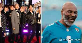 Mike Tyson upsets BTS fans as he takes off shirt on 'Good Morning America': 'Why is he stripping on live TV?' - MEAWW
