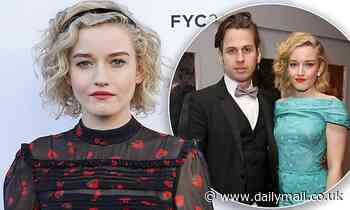 Ozark's Julia Garner reveals pandemic gave her and new husband Mark Foster a 'really long honeymoon'