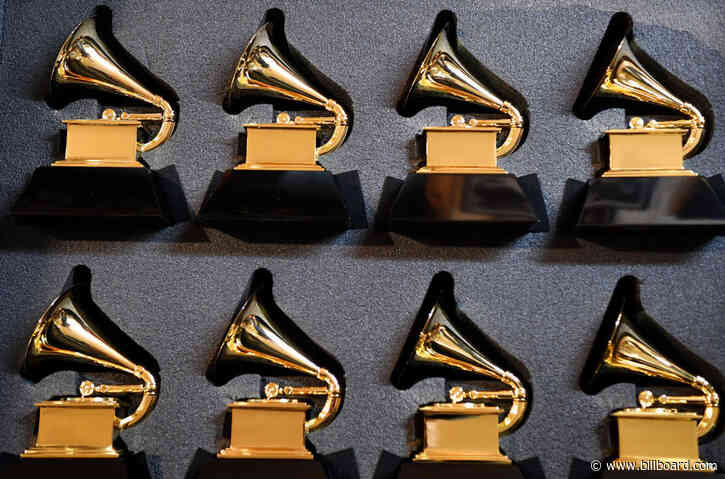 Recording Academy Halts 'Grammy Nominees' CD Series After 26 Years