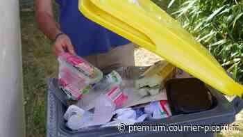 À Thourotte, la collecte et le traitement des déchets coûtent 108 euros par habitant - Courrier picard