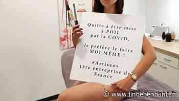 """Virginie Brugat, commerçante à Font-Romeu-Odeillo-Via : """"C'est vraiment une année noire"""" - L'Indépendant"""