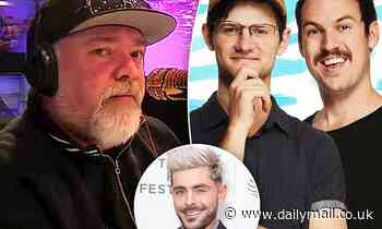Kyle Sandilands brutally shuts down Nova radio hosts Ben Harvey and Liam Stapleton