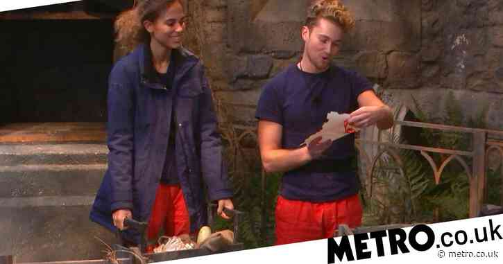I'm A Celebrity recap: Tensions simmer as Jessica and AJ win six stars for camp