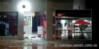 Lanzan granada contra un establecimiento comercial en San José del Guaviare - Canal 1