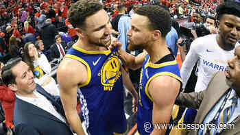Stephen Curry: 'A lot of tears' upon hearing about Warriors teammate Klay Thompson's injury