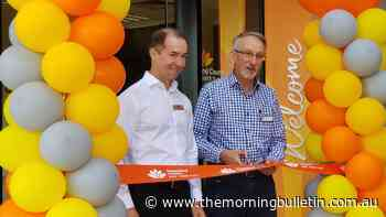 Member-owned bank opens in Rockhampton - Morning Bulletin
