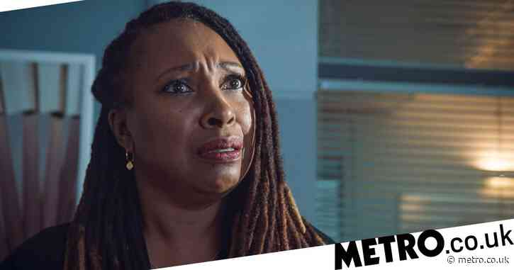 Holby City spoilers: Max's past comes back to bite her