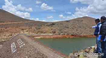 Funcionarios de Moquegua negaron agua de Pasto Grande al Valle de Tambo - LaRepública.pe