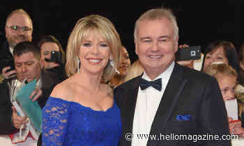Inside Ruth Langsford and Eamonn Holmes's very chic dining room