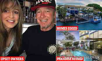 Queensland neighbourhood war between rich units lands in court