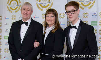 Nicholas Lyndhurst's wife Lucy gives update on son Archie's cause of death