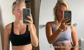 Bachelorette Elly Miles reveals her jaw-dropping transformation