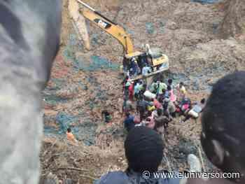 Esmeraldas: Luego de muertes en Balzar de los Ajos se anuncian acciones en contra de la minería ilegal - El Universo